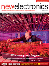 New Electronics - January 2013