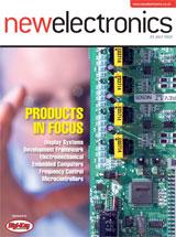 New Electronics - July, 22 2013