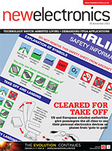 New Electronics - November 26, 2013