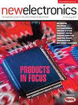 New Electronics - February, 10 2014