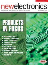 New Electronics - November 23, 2015