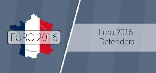 Euro 2016 Defenders - Fantasy Football Tips