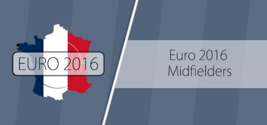 Euro 2016 Midfielders - Fantasy Football Tips