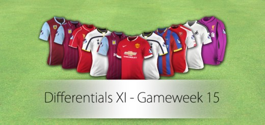 FPL Updates Differentials XI Gameweek 15