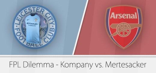 Vincent Kompany vs Per Mertesacker