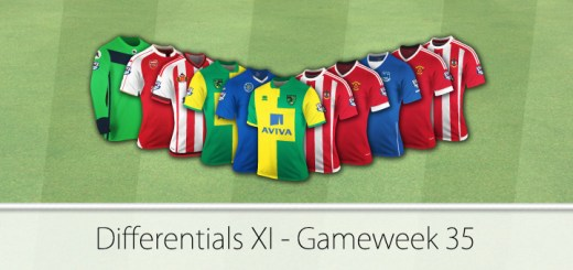 FPL Differentials Gameweek 35