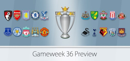 FPL Gameweek 36 Preview