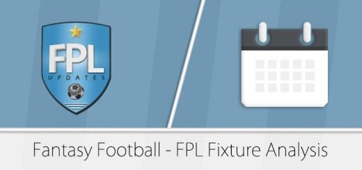FPL Fixture Analysis
