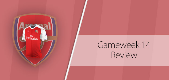 FPL Gameweek 14 Review