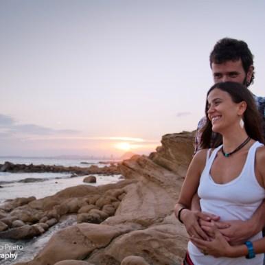 Patxi y María en El Cabo