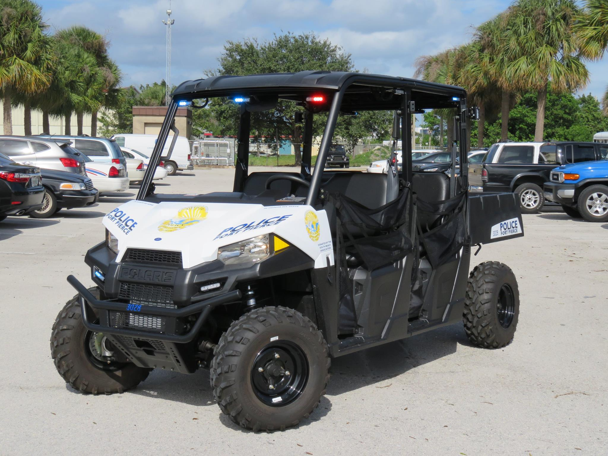 ATV Donated by SBA