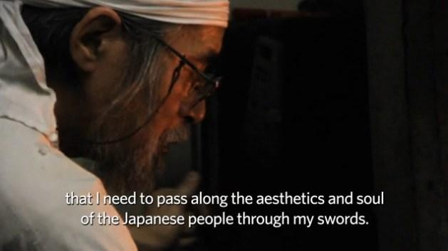 [休憩動画] 古刀を作り続けて40年...成功した刀は1本か2本、今を生きる伝統刀鍛冶