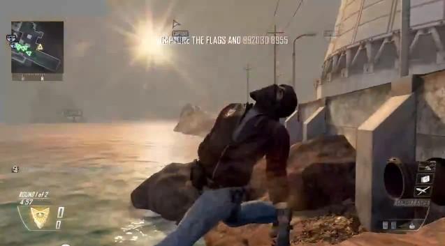 [BO2] Black Ops 2:メルトダウンで速攻B旗を取る方法