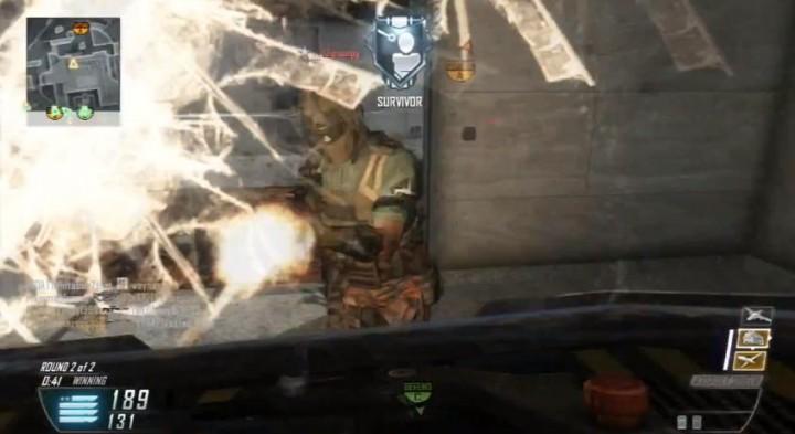 CoD:BO2:アサルトシールドを今すぐ使ってみたくなる動画(48キル9デス)