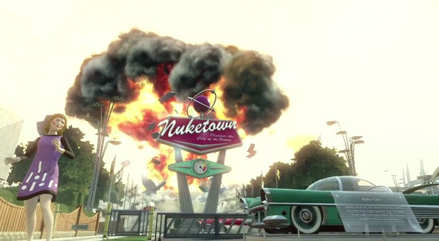 "CoD:BO2:2年遅れで""Nuketown 2025""がWii U版に登場。Die Riseも近日中に追加?"