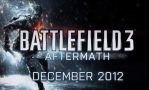 """[BF3] 『BATTLEFIELD 3』の新DLC""""Aftermath""""はなんとプレイ中に地震発生!その他新情報と新武器クロスボウのプレイ動画"""