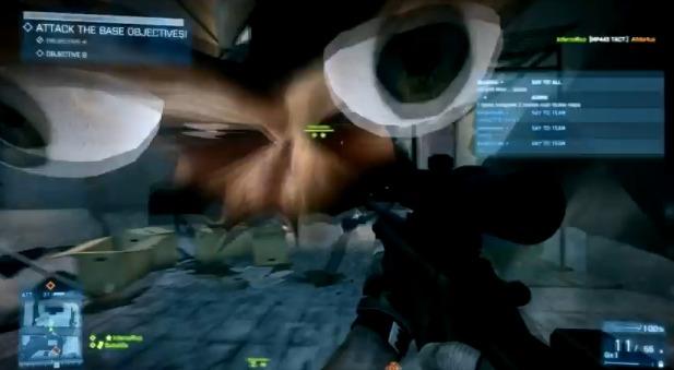 [BF3] ぎゃあああああああ『Battlefield 3』に巨大な怪物兵士現る! ホラーすぎる強烈バグ映像
