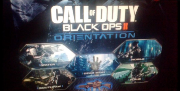 [BO2] Black Ops 2:第2弾DLC「ORIENTATION」!! はやっぱりフェイク
