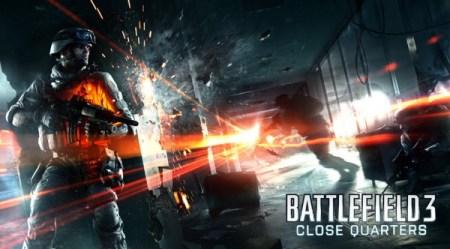 "[BF3] 3種のDLC発表!第1弾""Close Quarters""の直撮りプレイ動画。PS3版先行配信"