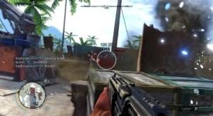 Far Cry 3(ファークライ3):マルチプレイヤー動画4本!ドミネ、チーデス、SGプレイ