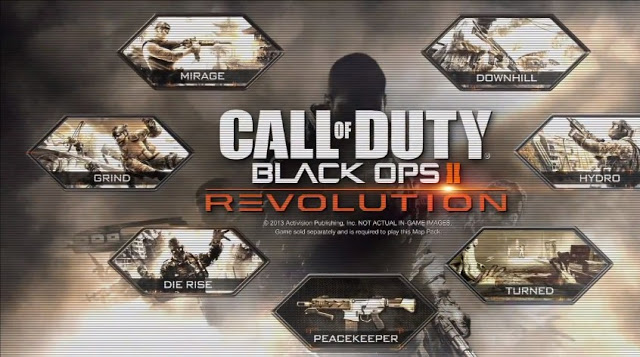[BO2] Black Ops 2:DLC「REVOLUTIONS」、公式トレイラー大公開!!! なんとゾンビになれる事が判明