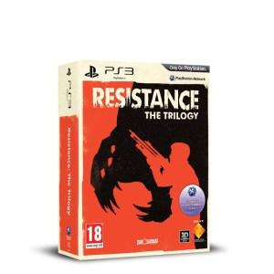 『レジスタンス』3部作セット、『Resistance Trilogy』5月16日発売か
