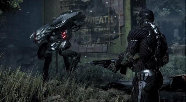 Crysis3:最新マキシマムトレイラー「パーフェクト・ウェポン」公開!