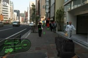 リアルをFPSにする危険なiPhoneアプリ『Real Strike』。居間や職場、街中が戦場に