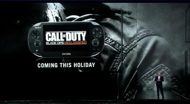 [BoD] PSVita版CoD『Call of Duty: Black Ops: Declassified』電撃発表!!