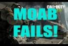 [MW3/BO] おもしろ:「はじめてのMOAB」&「逃げ惑うゴースト」 2:10