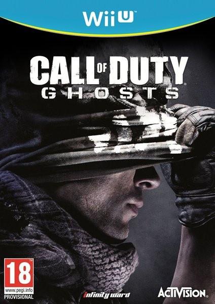 Call of DutyGhosts Wii U