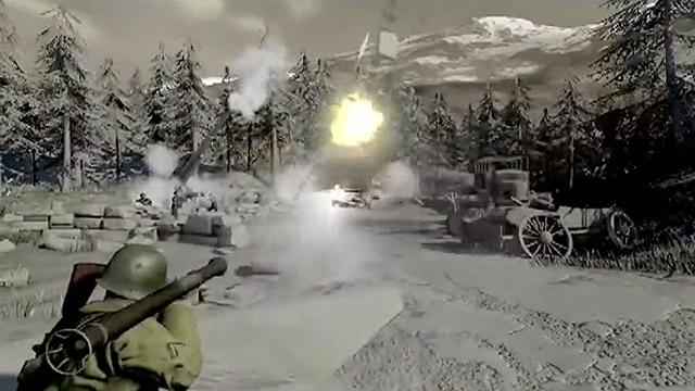 『Call of Duty:Tactics』?Call of Duty プロトタイプ動画が発掘される 0:40