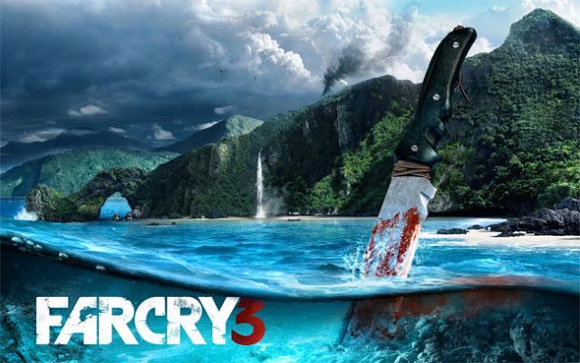 [FC3] 南の島でサバイバル!新作FPS 『Far Cry 3』 はマルチプレイも色んな意味で面白そう
