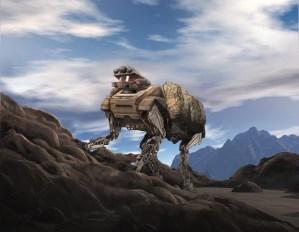 あのキモイ軍用4足歩行ロボ「LS3」の新化した動画が公開
