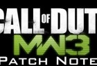 [MW3] パッチ:1.10 PS3版の内容詳細
