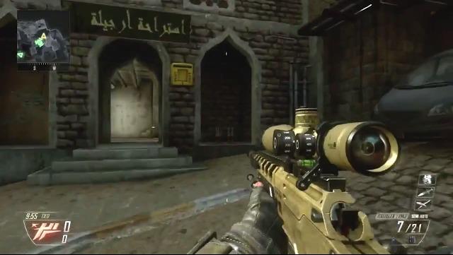 [BO2]『Black Ops 2』マルチプレイヤー追加情報!トロフィーシステム登場やカスタムの意外な条件など