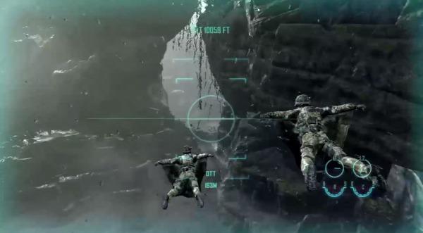 [BO2] 『Call of Duty:Black Ops 2』なんと生身で空中戦を行えることも判明