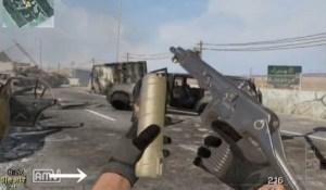 [MW3] ハック:『Modern Warfare 3』ハックの「引き視点」で全プライマリ武器を観察した動画。PP90M1に衝撃の事実!(日本語)