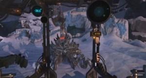 『Lost Planet 3』巨大AKとの死闘や女性キャラとの会話を含めたプレイ動画 9:33