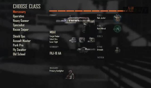 [BO2] 速報:『Black Ops 2』マルチのゲームプレイ動画きたああ!!「キルストリーク」は消え「スコアストリーク」に