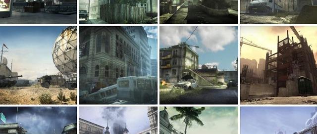 [MW3] Infinity Ward が次回の24/7プレイリストの投票を受付中。好きなマップとモードを3つ選択可能