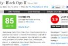 [BO2] 悲報:『Black Ops 2』ユーザーメタスコア、たった3.9点
