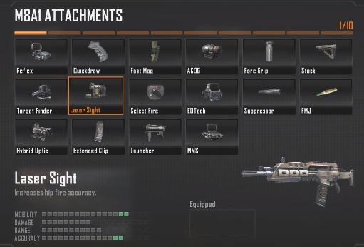 [BO2] フラゲ:『Black Ops 2』クラス作成と全スコアストリーク選択動画(2本)