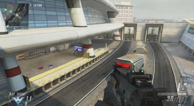 [BO2] 『Black Ops 2』新動画!マップ「EXPRESS」でのチームデスマッチ