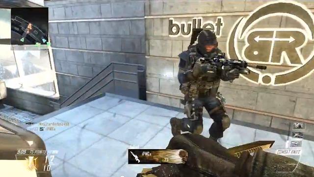 [BO2] 『Black Ops 2』コンバットナイフ用のゴールド(金)カモフラージュの取得条件