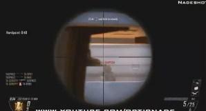 [BO2] 『Black Ops 2』スナイパープレイを含むマルチプレイ動画。スナイパー強すぎ?
