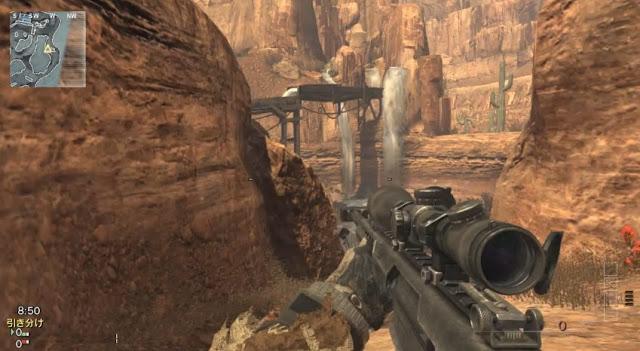 [MW3] 『Modern Warfare 3』新イースターエッグ!日本の有名RPGのあの人気キャラが立っていた!
