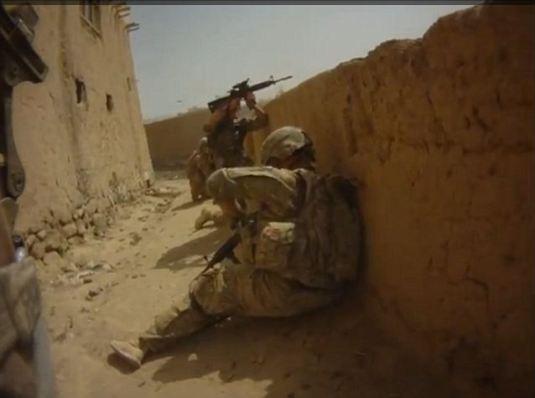米軍の実戦の様子(FPS視点)が凄すぎると話題に