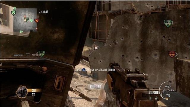 [BO2] 確定:リークされた『Call of Duty: Black Ops 2』マルチプレイ画面は本物!