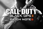 Call of Duty:Black Ops 2 Patch Note